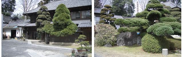 須藤本家の母屋