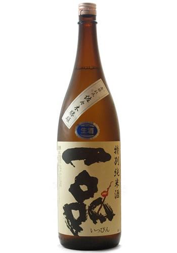 一品 特別純米 生酒