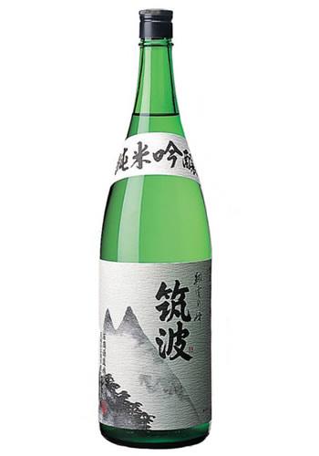 純米吟醸 筑波 翔雲の峰