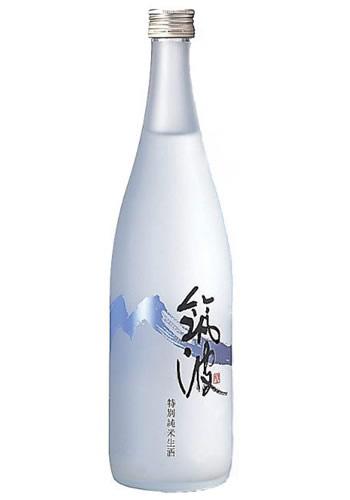 特別純米生酒 筑波