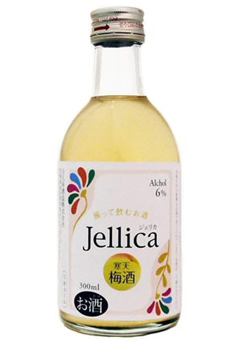 寒天梅酒 Jellica(ジェリカ)