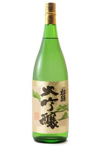 松緑 大吟醸
