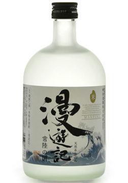 漫遊記麦焼酎720ml
