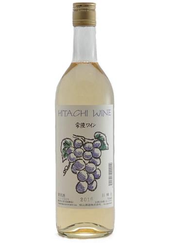 常陸ワイン 巨峰 白